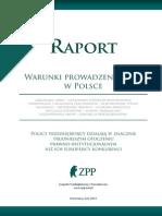 11.03.2015 Raport o warunkach prowadzenia firm w Polsce.pdf
