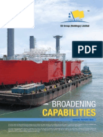 ES Group Holdings Limited Annual Report 2014