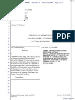 Simma v. Gonzales et al - Document No. 9