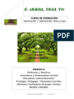 CURSO 2015 Present.formación Arbol