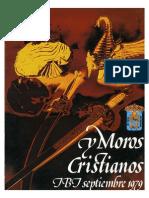 1979 - Libro Oficial de Fiestas de Moros y Cristianos de Ibi