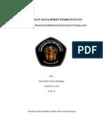 Pranata Dan Manajemen Pembangunan