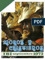 1973 - Libro Oficial de Fiestas de Moros y Cristianos de Ibi