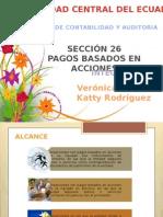 PAGOS BASADOS EN ACCIONES
