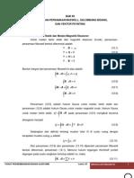 Bab Xii Persamaan Persamaan Maxwell Gelombang Bidang Dan Vektor Poynting
