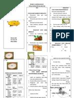 Leaflet.nutrisi Penderita DM