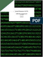 Jamal Hannun 201300283 GENG106-Assignment3-14194