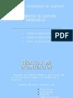 Fundamentos de Gestion Empresarial