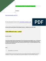Decision and Financial Analysis WGU Graduate Programs