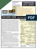 Side Scan Sonar DS5
