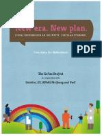 The Extax Project New Era New Plan Report