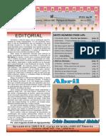 Jornal Sê_ Edicão de Abril de 2015