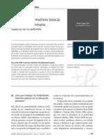 Article. Habilidades Motrices en Primaria