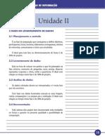 Modelagem de SI - Unid 2