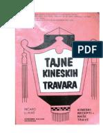 Ricard Lukas - Tajne Kineskih Travara, Kineski Recepti - Nase Trave