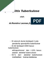 Case Spondylitis TB