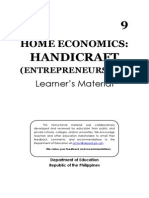 He - Handicraft - Entrepreneurship