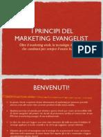 Metti il TURBO alle vendite con il manuale del Marketing Evangelist!
