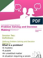 powerpointslides problem solving