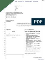 Apple Computer, Inc. v. Podfitness, Inc. - Document No. 57