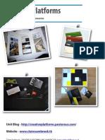 Creative Platforms