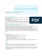 Visual Information Design