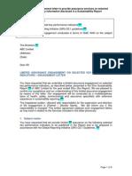 Illustrative Sustainability Limited Assurance Engagement letter.pdf