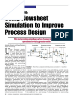 DYMENT Jennifer Ea - Solids Handling - Using Flowsheet Simulation to Improve Process Design