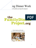 Family Dinner Project_Proposal