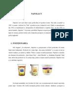 Analiza Brand NAPOLACT