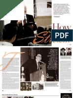Rav Galinsky Article - Mishpacha Magazine