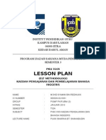 Lesson Plan in Bi