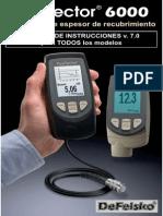 495 DefPositector 6000 USO EN ESPAÑOL