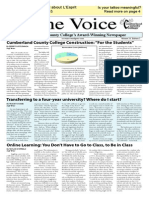 winter front page