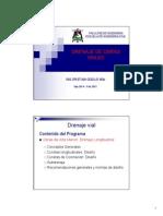 Drenaje Vial 2014-2015