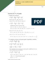 Ecuaciones Inecuaciones y Sistemas
