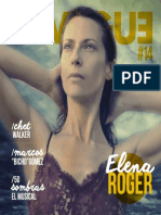 Revista Divague Nº 14 Elena Roger