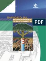 Rapporto Sul Recupero Energetico Da Rifiuti Urbani