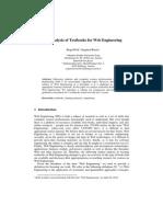 Criteriosbooks Web Engineering