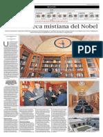 La Biblioteca Mistiana Del Nobel