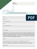 DC-II Plano de Ensino CCJ 0013