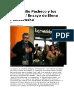 José Emilio Pacheco y Los Jóvenes