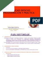 PROGRAMACIÓN Y COMPETENCIAS BÁSICAS Eloísa Teijeira