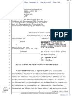Mediostream Inc. v. Priddis Music Inc. et al - Document No. 15