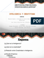 Gloria.Creatividad e inteligencia.pdf