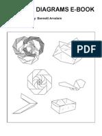 0035-Bennett Arnstein - Origami Diagrams E-book