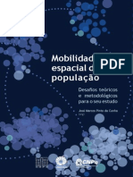 Mobilidade Espacial Da População