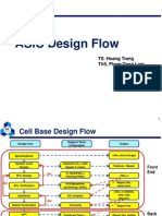 ASIC Design Flow - SpecStep