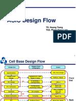 ASIC Design Flow - SpecStep