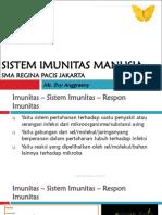 Sistem Imunitas Manusia Sma 2013